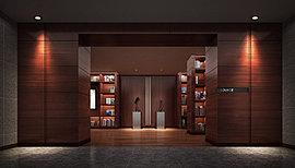 エントランスホールを抜けると、そこには重厚感あふれるライブラリーラウンジが広がります。「代官山 蔦屋書店」が監修した、日常に新しい価値をお届けする提案型ライブラリーです。住まう方が立ち寄り、定期的に届けられる書籍をお楽しみいただけます。