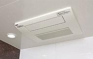 電気配線や給排水管などを二重床・二重天井部分に敷設することで、直床・直天井に比べてリフォーム、メンテナンス・更新が比較的容易な設計。
