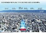 ※掲載の写真は現地周辺の航空写真(平成27年10月撮影)にCG処理を施したものです。