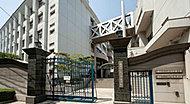 大阪市立天王寺中学校 約690m(徒歩5分)