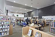 中央図書館 約990m(徒歩13分)
