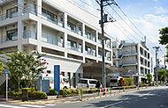 板橋中央総合病院 約570m(徒歩8分)
