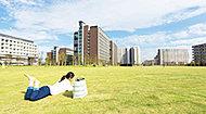 葛飾にいじゅくみらい公園 T.約20m(徒歩1分) R.約130m(徒歩2分)