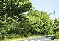 風の散歩道 S 約1,680m(徒歩24分) N 約1,700m(徒歩22分)