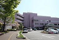 日立横浜病院  約2,520m(徒歩32分/自転車13分)