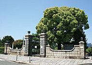 外国人墓地 約5.2km