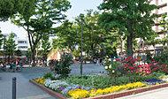 区立東陽公園 約380m(徒歩5分)