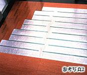 リビング・ダイニングには、東京ガスのTES温水床暖房を採用。理想的といわれる『頭寒足熱』を実現する暖房システムです。