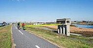 江戸川サイクリングロード 約1,400m(徒歩19分)