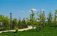 レイクタウン湖畔の森公園 約690m(徒歩9分)