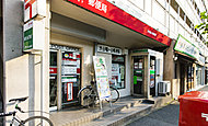 渋谷幡ヶ谷郵便局 約430m(徒歩6分)