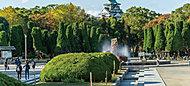 大阪城公園 約770m(徒歩10分)