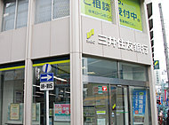 三井住友銀行綱島支店 約1,190m(徒歩15分)
