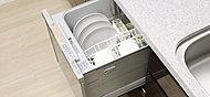 手間をかけず、効率よく食器類が洗浄でき、節水効果にも優れた食器洗い乾燥機をご用意しました。