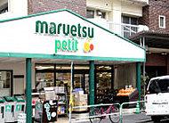 マルエツプチ駒込店 約340m(徒歩5分)
