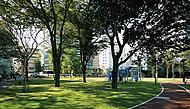 黎明橋公園 約140m(徒歩2分)