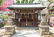 恵比寿神社 約860m(徒歩11分)
