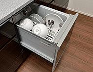 節水効果があり家事効率も向上する食器洗い乾燥機