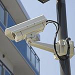 共用スペースに防犯カメラ9台(エレベーター内を除く)を設置し、防犯抑制効果を高めています。