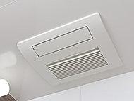 洗濯物の乾燥や暖房・涼風など機能が満載