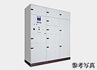 非接触キーで操作可能な宅配ボックスを設置。クリーニング集荷・荷物発送も可能です。