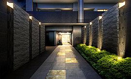 コンセプトは「大通の賓閣」。大通に暮らす価値を知る人にふさわしい建物です。北海道の歴史的建造物をイメージした重厚な外観も、大人の隠れ家を思わせる奥深い共用空間も、すべてはここに住む方々の心と響き合い、住むほどに愛着を深めていただくために。