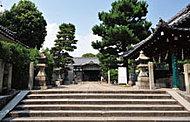 御香宮神社 約610m(徒歩8分)