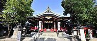 阿倍王子神社 約680m(徒歩9分)