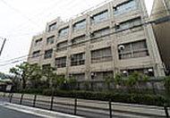 大阪市立蒲生中学校 約570m(徒歩8分)