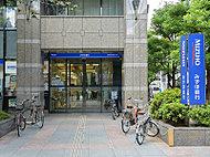 みずほ銀行 南船場支店 約300m(徒歩4分)