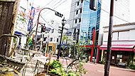 ライラック通り久が原 約330m(平成27年4月撮影)