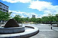 万領中央公園 約940m(徒歩12分)