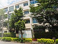 青木中学校 約1,750m(徒歩22分)