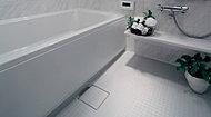 保温構造でお湯が冷めにくいサーモバス。