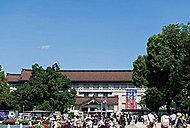 国立博物館 約1,330m(徒歩17分)