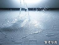 床材に特殊加工を施すことで、お掃除しやすく簡単なお手入れでキレイな状態が長持ちします。