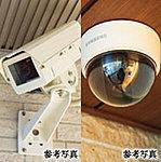 エレベーターや共用部の各所に防犯カメラを設置し、不審人物の侵入を抑止します。(リース・レンタル対応)