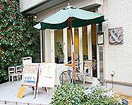 & Cafe(アンドカフェ) 約600m(徒歩8分)