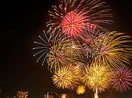 大田区平和都市宣言記念事業「花火の祭典」 約1,000m(徒歩13分)※1