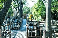 西坂公園 約130m(徒歩2分)