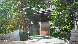 上質な時間と空間を求め、ゆとりと静謐を極めた私邸。