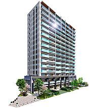 建替計画だからこそ得られた、ゆとりある敷地に描き出す、美しい広場や緑豊かな街路空間。単独の住宅開発を超えた、贅沢なまでのオープンスペースが、別世界の住街区を印象づけます。