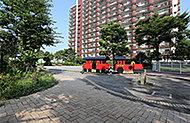 豊洲五丁目公園 約160m(徒歩2分)
