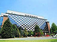 総合スポーツセンター 約660m(徒歩9分)