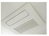 浴室カビ抑制や衣類脱臭機能も搭載したTES式浴室暖房乾燥機にミストサウナ機能をプラス。霧状の水蒸気が体を優しく温めます。