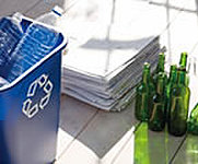 各階に24時間ゴミ出し可能なゴミステーションを設置。いつでも手軽に出せて、とても便利です。※Image Photo