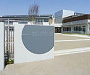 柏市立柏の葉小学校(平成24年4月撮影) 約1,450m(徒歩19分)