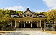 湊川神社 約550m(徒歩7分)