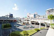 名鉄豊田・三河線「豊田市」駅 約280m(徒歩4分)
