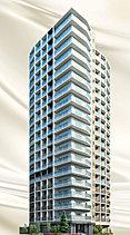 都市生活を、新たな領域へ。地上19階建・全160邸。圧倒的とさえ言えるその眺望や抜けのある開放感が、スカイテラスやカーポーチに代表される充実の共用施設が、コンパクトマンションの常識を変えていきます。